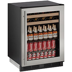 U-Line Luxury Built-In Beverage Centers