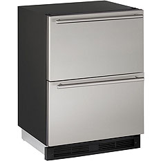 U-Line Luxury Built-In Drawer Refrigerators