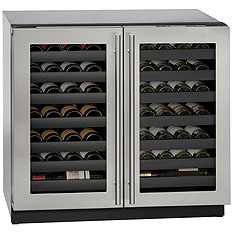 U-Line Dual Zone Wine Refrigerators
