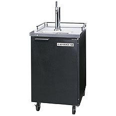 Beverage-Air Single Full Size Keg Kegerators