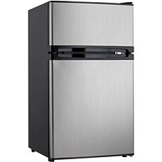 Danby Two Door Counter-High Refrigerators