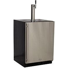 Marvel Single Faucet Kegerator Beer Dispensers