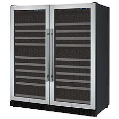 Side by Side Wine Cooler Refrigerators